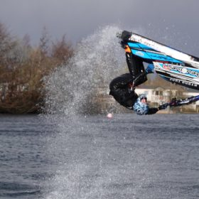 Global Sponsor Jetski Genius Jordan Aspinall as he Challenges to be World No.1