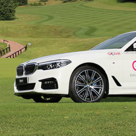 Global delivers a great drive at the 2019 Aberdeen Standard Investments Ladies Scottish Open as Official Vehicle Partner