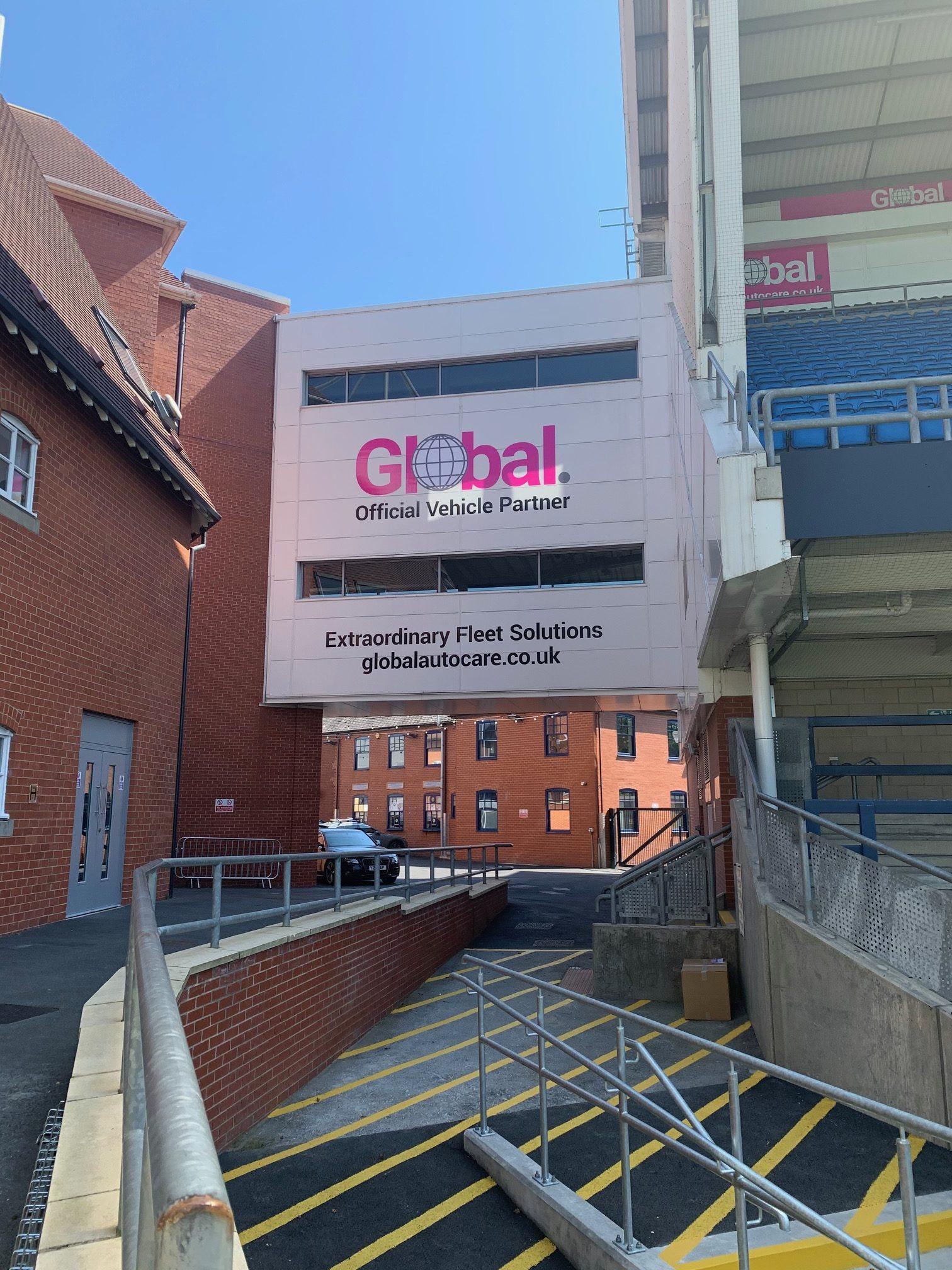 Emerald Headingley Stadium Exit